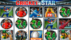 Cricket Star Slot in Review Online