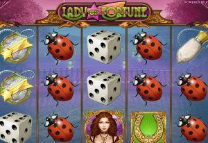 Lady of Fortune Online Casino Slot Guide