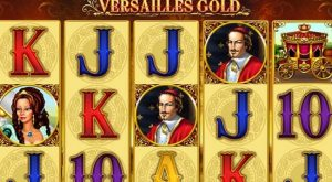 Overview of Versailles Gold Online Casino Slot