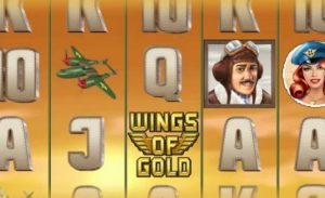 Wings Of Gold Slot Introduced to Casino Players Online